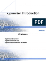Optimizer Introduction Setup