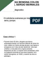 Colon Patologia Benigna