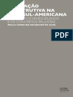 A Vocacao Construtiva Na Arte Sul Americana-WEB