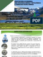 Protocolo de Monitoreo Del Autoridad Naciona Del Agua