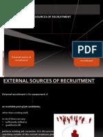 Recruitment HRM
