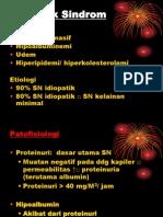 Nefrotik Sindrom