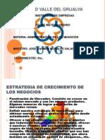 Adm. de Los Negocios