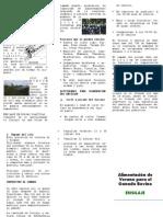 Brochure Ganaderia - Ensilaje