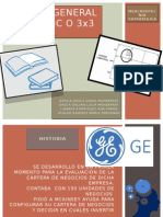 Matriz General Electric o 3x3