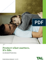 TAL Accelerated Protection PDS