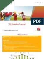 TRX Reduction Proposal_v1