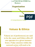 Values Ethics[1]