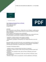 Tratado de Direito Privado de Pontes de Miranda