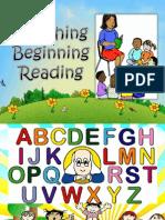 English beginning reading