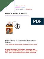 Scrap Kudankulam Jaitapur Nuclear Projects