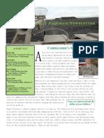 August 2014 Battalion FRG Newsletter 3-116 CAV