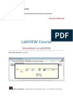 Simulation in LabVIEW