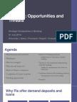 Banking - Opportunities & Threats
