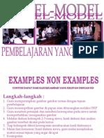 Model Pembelajaran Sma