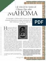 Perspectiva SUD Sobre Mahoma