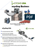 ECyclingUSA Tire Recycling Businesses 26 Feb 2013