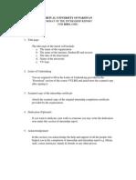 Internship Report Format BSBA (MIS) (1)