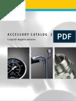 Accessory Catalog 2011