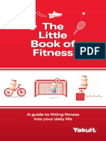 Yakult Little Book of Fitness
