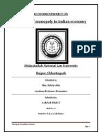 Aakash Bhatt Economics