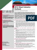 Steel Industry Outlook