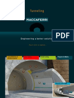 Active PDF Tunneling