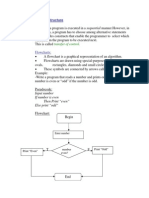 Control Structures CPP