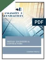 prefab company profile nw