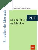 El sector editorial en México