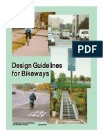 Design Guide for Bike Ways