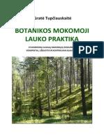 Botanikos Mokomoji Lauko Praktika