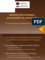 Ordens profissionais