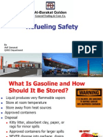 Refueling Safety