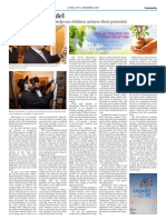 Hamodia Article