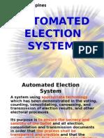 Automation Scenario - COMELEC - December 2009