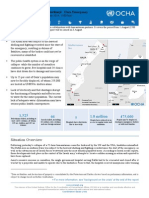 Hostilities in Gaza, UN Situation Report as of 02 Aug 2014