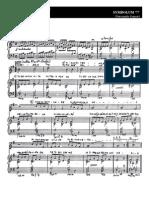 Symbolum 77 Partitura Organo