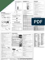 Yamaha MG10XU - Owner's Manual