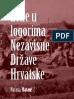 Nataša Mataušić - Žene u Logorima NDH