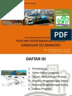 Bahan Paparan FGD Rencana Pengembangan Wilayah KEK Sei Mangkei