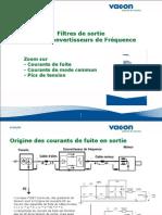 071210 Vacon NX Et Filtres de Sortie