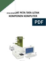 Tata Letak Komponen Motherboard Dan Port Io