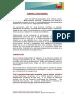 Comunicacic3b3n Humana