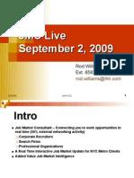 JMC Live 9-09 pres