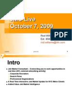 JMC Live 10-09 pres
