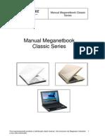 Manual RMA Meganetbook Classic Series