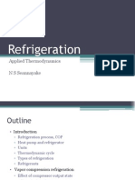 Refrigeration Basics