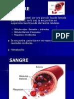 Clase GR y Hemoglobina