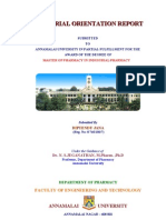 orientation front page